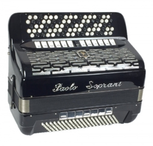 Paolo Soprani B-Griff - Available Accordions