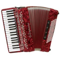 Piano Accordions - Available Accordions