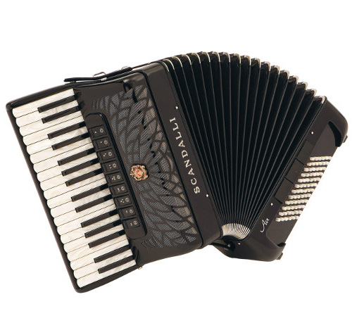 Scandalli - Air-Junior - Available Accordions