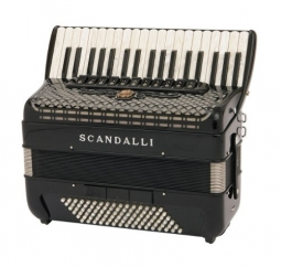 Scandalli - Polifonico-IX - Available Accordions