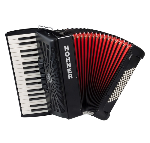Hohner Bravo III 72 Silent Key - Available Accordions