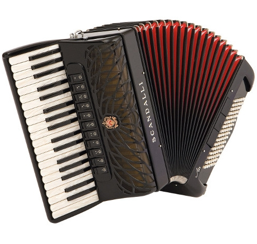 Scandalli - Air I - Available Accordions